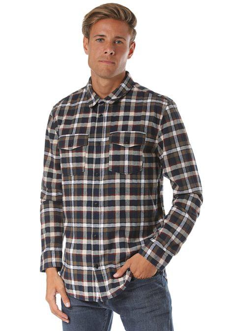 Quiksilver Snap Down - Hemd für Herren - Blau