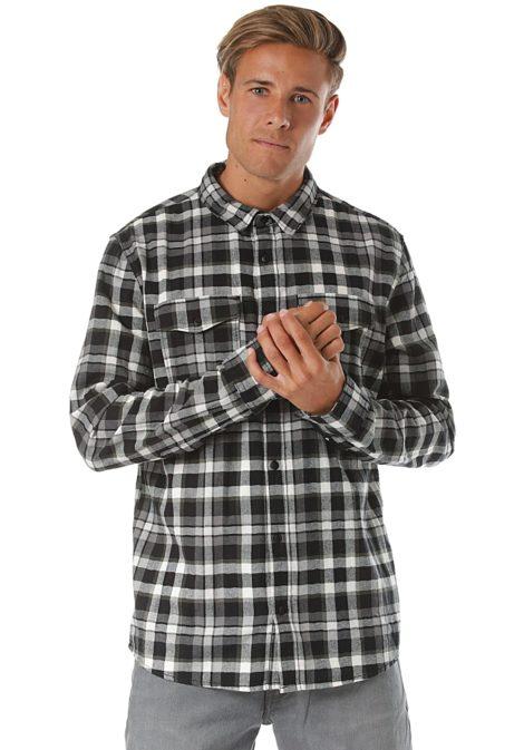 Quiksilver Snap Down - Hemd für Herren - Schwarz