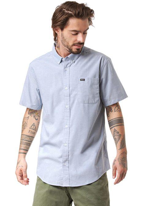RVCA Thatll Do Stretch - Hemd für Herren - Blau