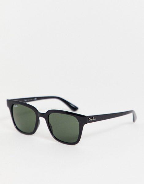 Ray-Ban - Schwarze Wayfarer-Sonnenbrille, 0RB4323