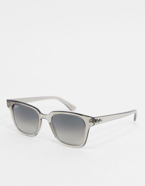 Ray-ban - Graue Wayfarer-Sonnenbrille, ORB4323