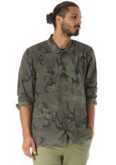 Volcom Badden - Jacke für Herren - Camouflage