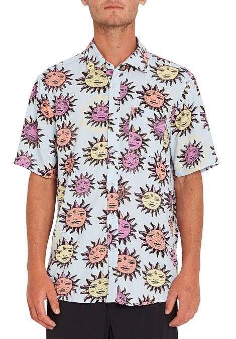 Volcom Ozzy Sun - Hemd für Herren - Blau