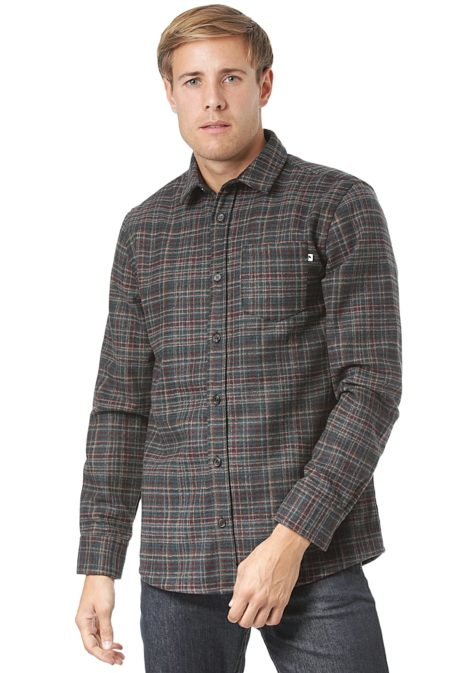 Wemoto Winston - Hemd für Herren - Grün
