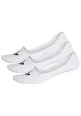 adidas Originals No Show 3 Pack Socken - Weiß