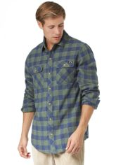 BILLABONG All Day Flannel L/S - Hemd für Herren - Grün