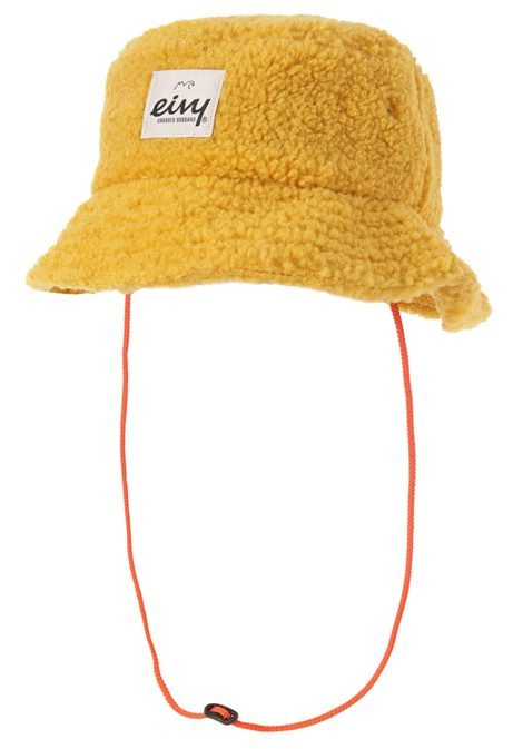 EIVY Full Moon Sherpa - Hut für Damen - Gelb