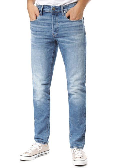 G-STAR RAW 3301 Straight Tapered - Jeans für Herren - Blau
