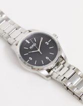 HUGO - 1530016 Create - Silberne Armbanduhr