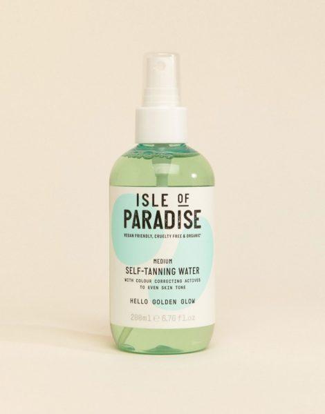 Isle of Paradise - Selbstbräunungs-Wasser in Medium, 200 ml-No colour
