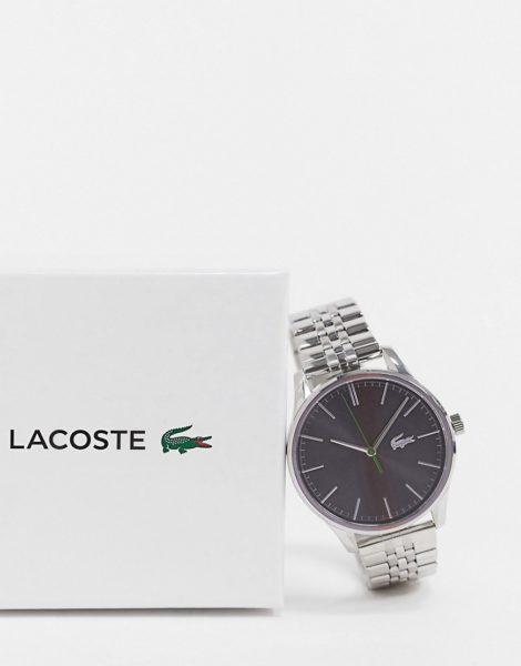 Lacoste - Silberfarbene Armbanduhr, 2011073