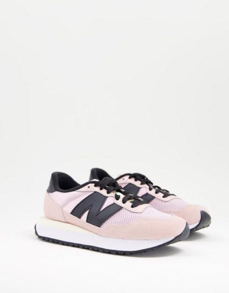 New Balance - 237 - Rosa Sneaker