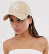 New Era - 9Forty - Exklusive NY-Kappe in Stein-Neutral