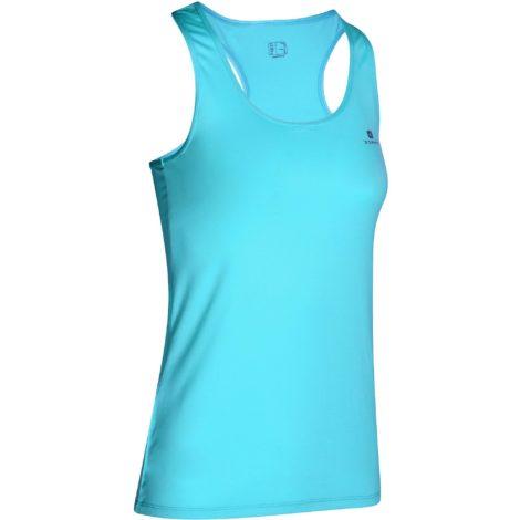Top My Top Fitness Damen hellblau
