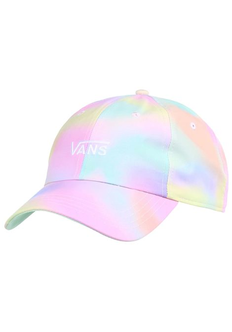 VANS Court Side Printed - Strapback Cap für Damen - Mehrfarbig