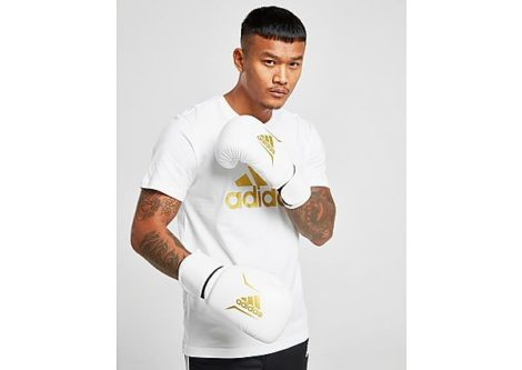 adidas Speed 50 Boxhandschuhe Herren - Gold/Black - Herren, Gold/Black
