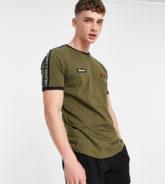 ellesse - Fede - T-Shirt in Grün, exklusiv bei ASOS