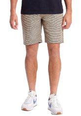 BRIXTON Choice - Chino Shorts für Herren - Karo