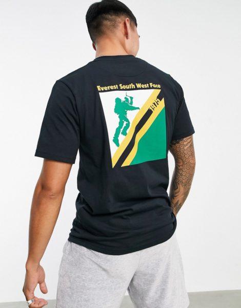 Berghaus - Everest Face Expedition - T-Shirt in Schwarz