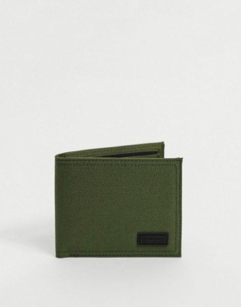 Consigned - Brieftasche in Khaki-Grün