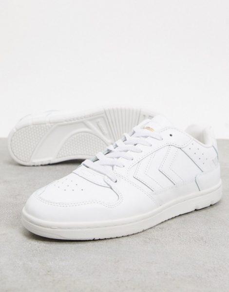Hummel - Hive Power Play - Sneaker in Weiß