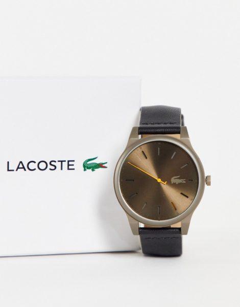 Lacoste - Kyoto - Uhr mit schwarzem Armband