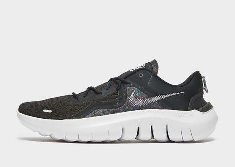 Nike Flex Run 2021 Herren - Black/Dark Smoke Grey/White - Herren, Black/Dark Smoke Grey/White