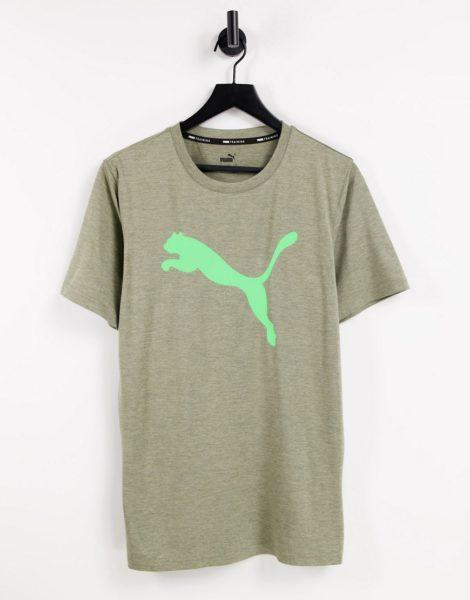 PUMA Training - Fav Heather - T-Shirt in Grau