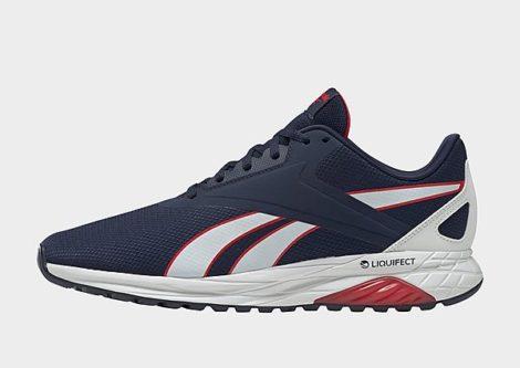 Reebok liquifect 90 shoes - Pure Grey 1 / Vector Navy / Vector Red - Herren, Pure Grey 1 / Vector Navy / Vector Red