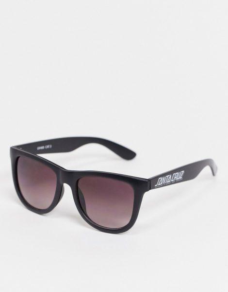 Santa Cruz - Contra - Sonnenbrille in Schwarz