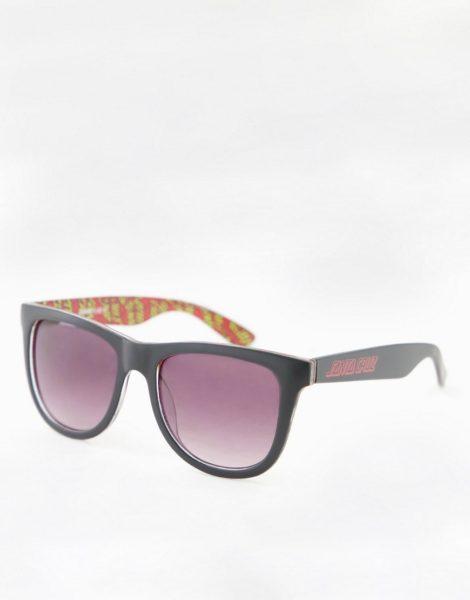 Santa Cruz - Multi Classic Dot - Sonnenbrille in Schwarz