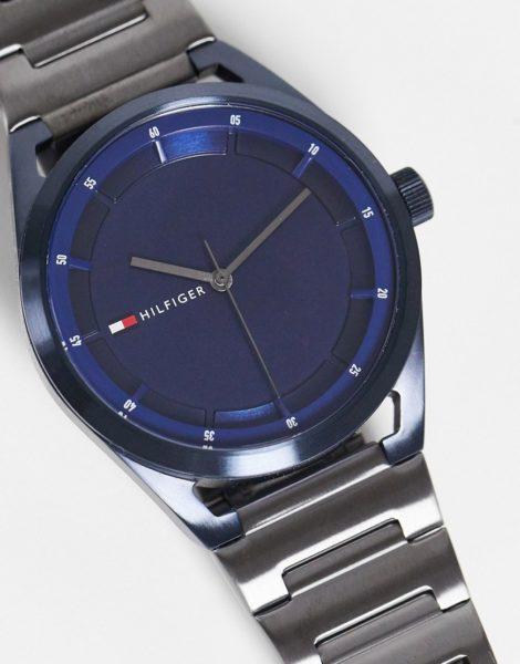 Tommy Hilfiger - Collin - Armbanduhr mit Logo-Blau