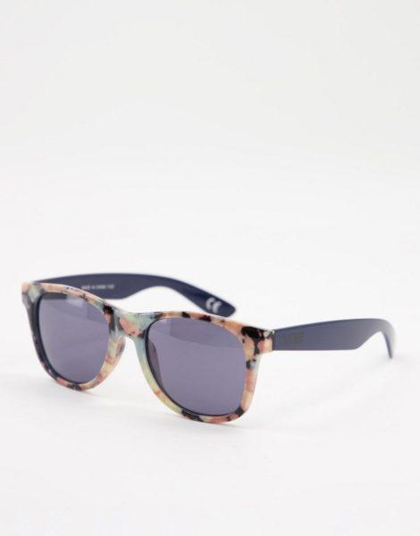 Vans - Spicoli 4 - Sonnenbrille mit Batik-Muster-Mehrfarbig