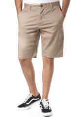 Volcom Frickin Modern Stretch - Chino Shorts für Herren - Beige