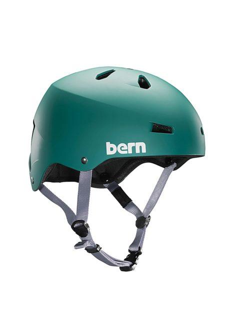 bern Macon H2O Wakeboard Helm - Grün
