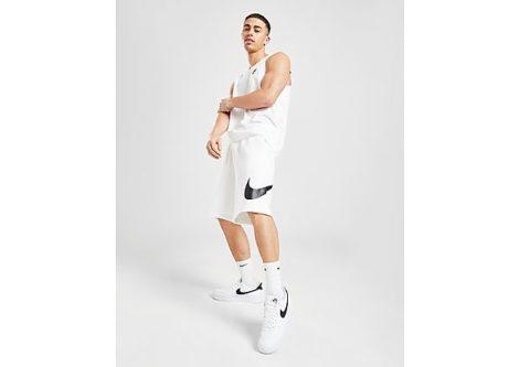 Nike Club Shorts Herren - White/White - Herren, White/White