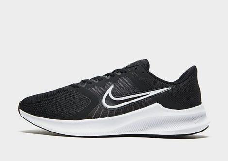 Nike Downshifter 9 Herren - Black/Dark Smoke Grey/White - Herren, Black/Dark Smoke Grey/White
