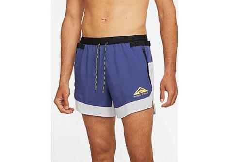 Nike Flex Trail Shorts Herren - Ghost/Dark Purple Dust/University Gold - Herren, Ghost/Dark Purple Dust/University Gold