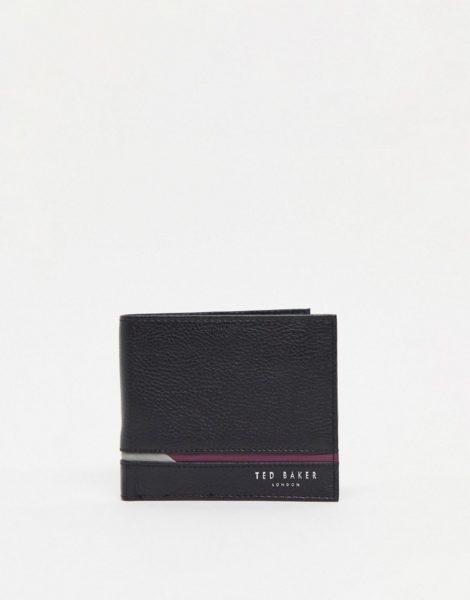 Ted Baker - Sailbot - Brieftasche in Schwarz