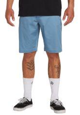 Volcom Frickin Modern Stretch - Chino Shorts für Herren - Blau