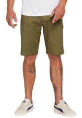 Volcom Frickin Modern Stretch - Chino Shorts für Herren - Grün