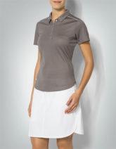 adidas Golf Damen Polo-Shirt grey BC3989