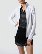 adidas Golf Damen Txt Fz Lyr white FI9514