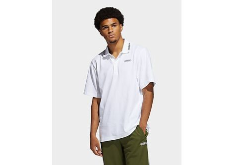 adidas Originals SPRT Poloshirt - White - Herren, White