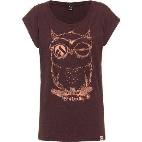 iriedaily Skateowl 2 T-Shirt Damen