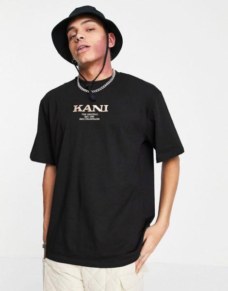 Karl Kani - Retro - T-Shirt in Schwarz