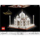 LEGO® Architecture 21056 Taj Mahal Architektur-Modell, Modellbau für Erwachsene, Geschenkidee Männer und Frauen