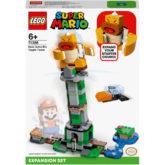 LEGO® Super Mario™ - 71388 Kippturm mit Sumo-Bruder-Boss - Erweiterungsset, baubares Kinderspielzeug zum Sammeln, Geschenkidee