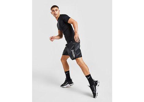 Nike Nike Dri-FIT Sport Clash Woven Herren-Trainingsshorts - Black/White - Herren, Black/White
