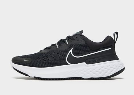 Nike Nike React Miler 2 Herren-Straßenlaufschuh - Black/Smoke Grey/White - Herren, Black/Smoke Grey/White